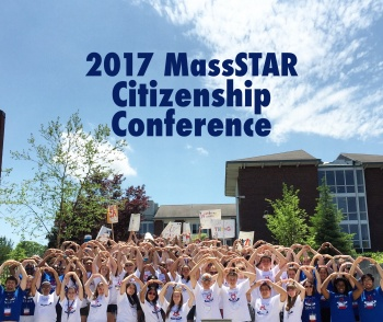 2017 MassSTAR Citizenship Conference Image