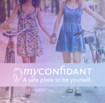 myConfidant: A Unique Platform for People Struggling with Their Gender or Sexuality