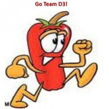 Team District 3 Red Hot Chili Steppers