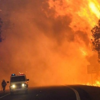 Knysna Fire Victims - South Africa