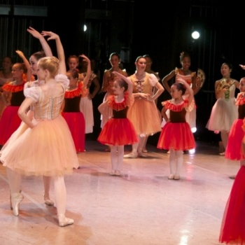 Give the gift of dance! Sponsor a ticket for a child to experience the magic of ballet.