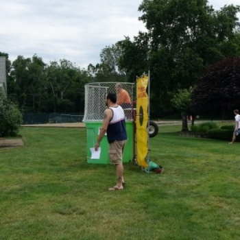 LIMRA Summer Outing - Dunk Tank