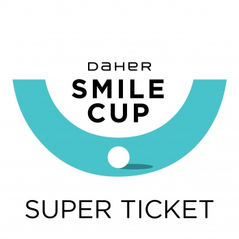 Smile Cup - Super Ticket