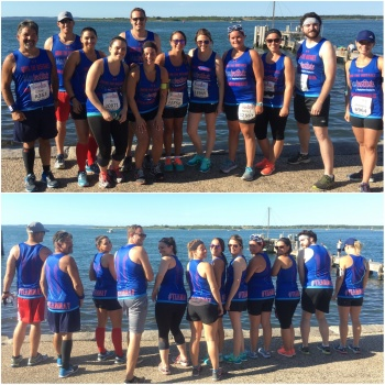 2017 Falmouth Road Race - #TEAMMAY