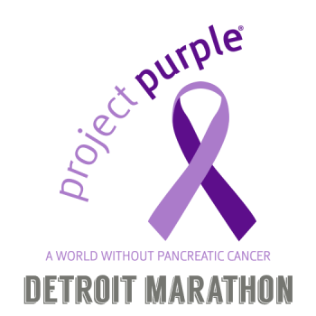 Project Purple  Detroit Marathon