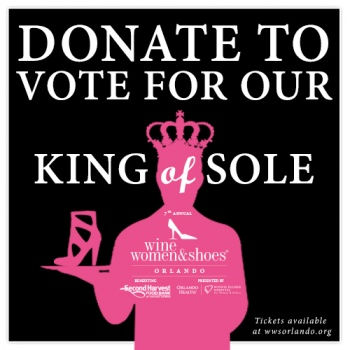 Wine Women and Shoes Orlando 2017: King of Sole