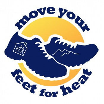 Move Your Feet For Heat!