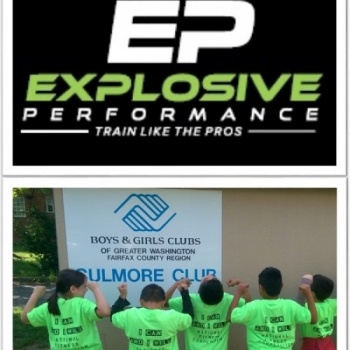 Explosive Performance Charity Fitness Challenge