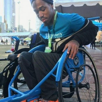 Emanuel Takes On Marine Corps Marathon For A Second Time!
