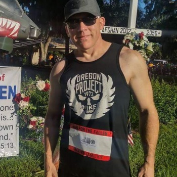 Andrew Lumish - 9th Annual Run for the Fallen, Tampa Bay Image