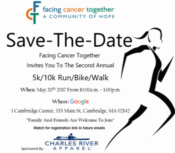 Facing Cancer Together Spring Fundraiser