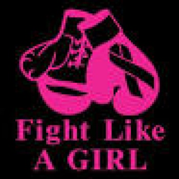 Barn Strong Babes Fight Like A Girl