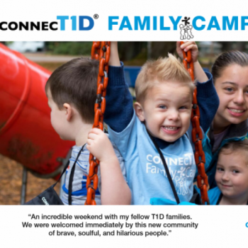 Crowd Fund for Type 1 Diabetes Family Camp with ConnecT1D