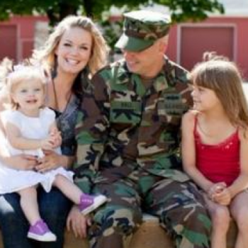 STAND Up for Military Families