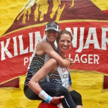 2017 Kilimanjaro Marathon and Half Marathon - Team Every Mother Counts
