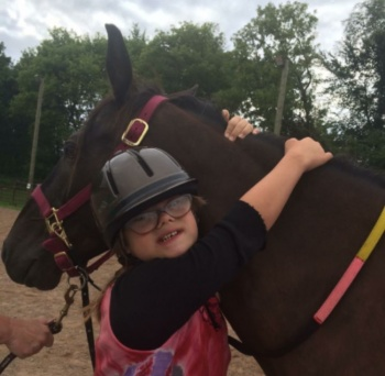 Haley and Lynn's River Valley Riders Fundraiser