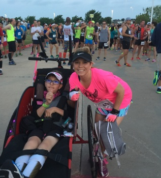 Team Conley Marine Corps Marathon Hopeful