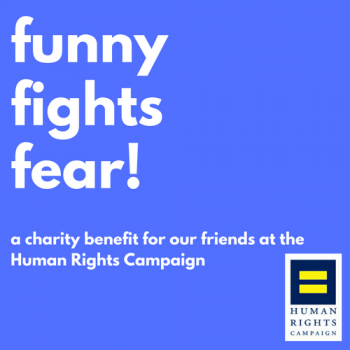 Funny Fights Fear!