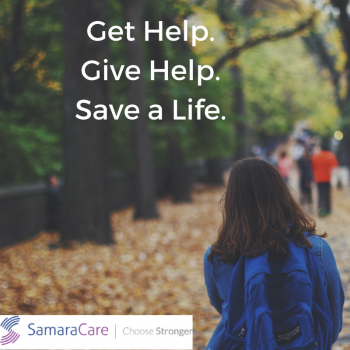 Send Silence Packing – hosted by Samaracare