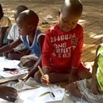 HEART (Healing and Education Through the Arts) In Uganda