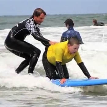California Special Needs Children Surf Camps