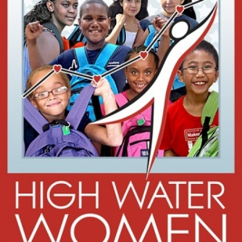 Crowe Serves (High Water Women)