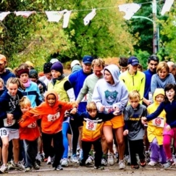 6th Annual Harvest Run for Sustainability