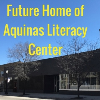 Aquinas Literacy Center: Movin' On Up!