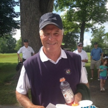 Bob Desrosiers - 100 Holes For The Homeless