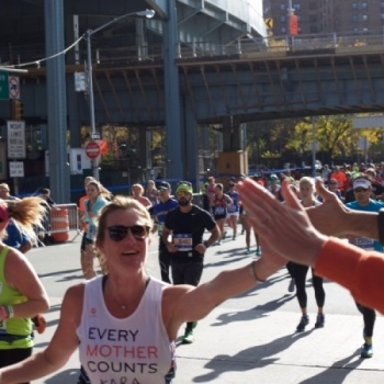 2017 TCS NYC Marathon- Team Every Mother Counts