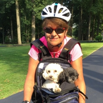 Sheri's cycle challenge