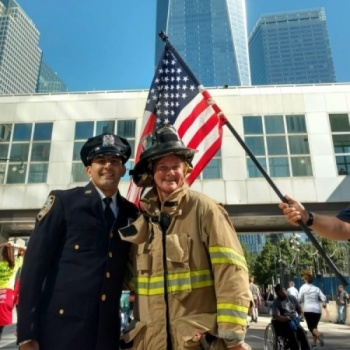 The Hardest Mile at 2017 Tunnel to Towers Run NYC