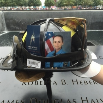 Yve Sturman/ The Hardest Mile - Tunnel to Towers Tower Climb NYC