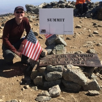 Christopher Craig - 2017 Climb For Heroes