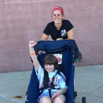 Help Lucy Get Her Own Racing Chair