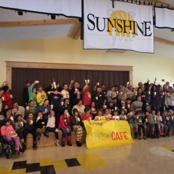 2017 Beach to Beacon Fundraising for Camp Sunshine