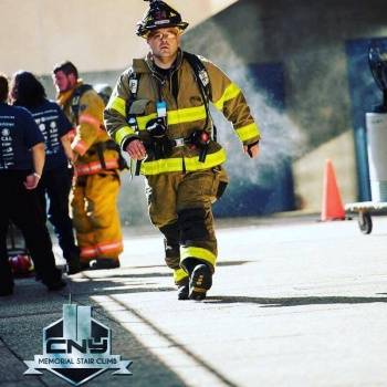 Anthony is participating in the 2017 CNY Memorial Stair Climb