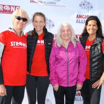 Malibu Angioma Alliance Walk