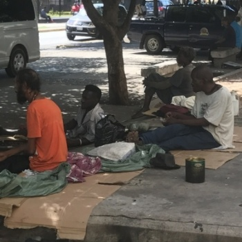 Bring a Shelter to Kingston Jamaica