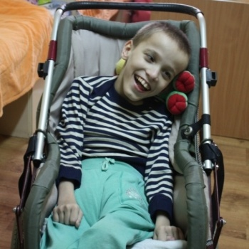 $50K for Orphans with Special Needs in Ukraine!
