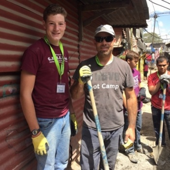 Guatemala City Garbage Dump Community House & School Build