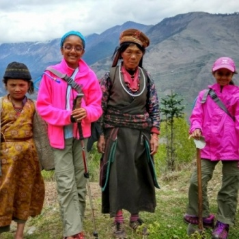 We would like to do our bit to end Girl Trafficking by doing a trek around Mt. Manaslu