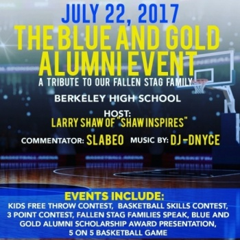 The Blue and Gold Alumni Scholarship Fund