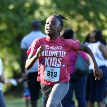 Atlanta Track Club Kilometer Kids NYC 2017