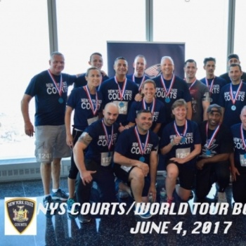 NEW YORK STATE COURTS/WORLD TOUR BOCCE