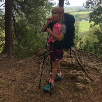 Little Rainbow's Hike for OutRight