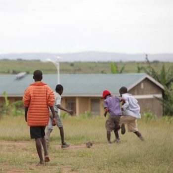 1700 Students, Not Enough Play Spaces at Nyaragugu Primary School