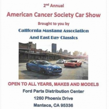 2nd Annual American Cancer Society Fundraiser Car Show