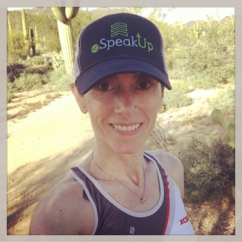 Leah's Race for SpeakUp!