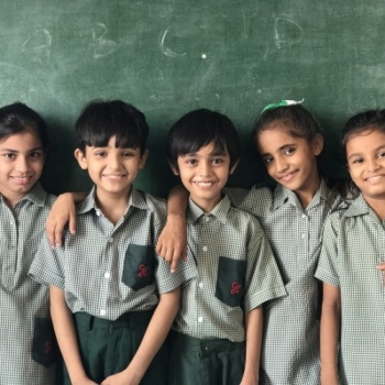 Educate a child at the Garage School